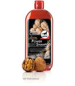 LEOVET Power Shampoo Walnuss