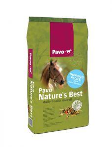 PAVO Natures Best Müsli 15kg