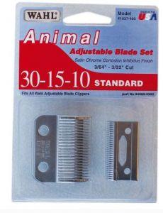 Scherblattsatz WAHL adjustable0,9-3mm