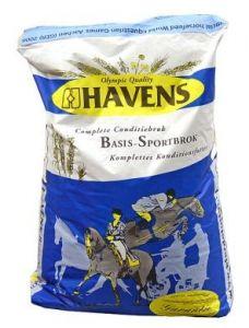 HAVENS Basis Sport Broks Pellets 25kg