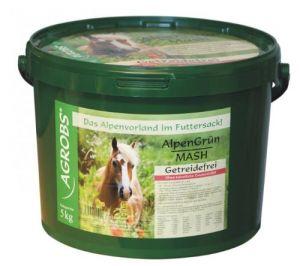 AGROB Alpengrün Mash 5kg Kübel