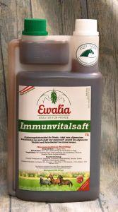 Ewalia Immunvitalsaft Abwehrkraft 1L
