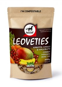 LEOVETIES Leckerli Karotte Mango Hagebutte