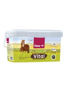PAVO Vital 8kg Vitaminpellets