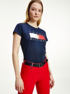 HILFIGER Rundhals T-Shirt