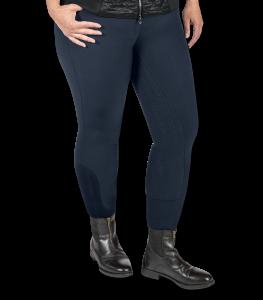 Reithose ELLY Silikon, Plus-Size Figur