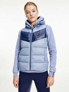 TH Recycled Down Thermogilet Damen