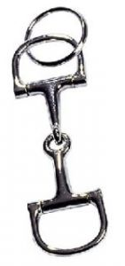 Schlüsselanhänger D-Trense